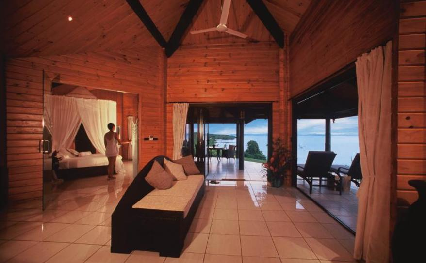 Luxury Oceanview Matalau Villa