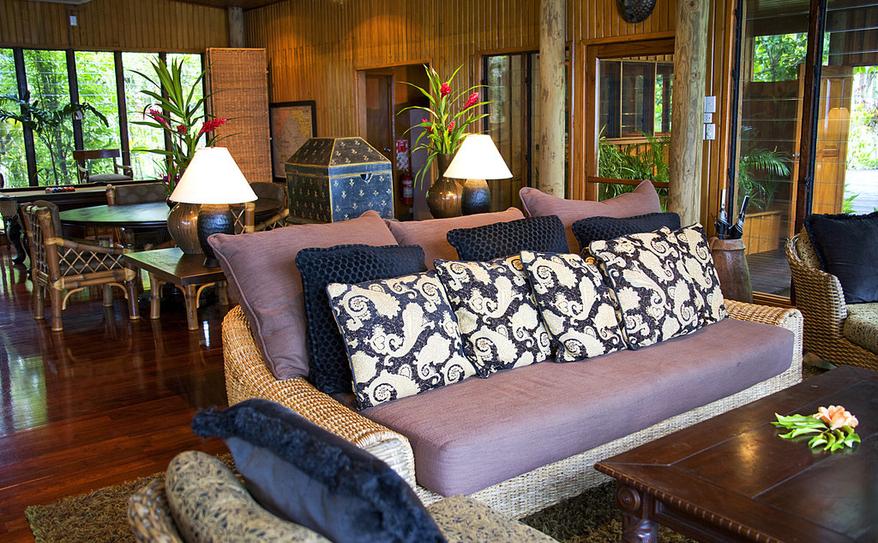 Bula House Living Room