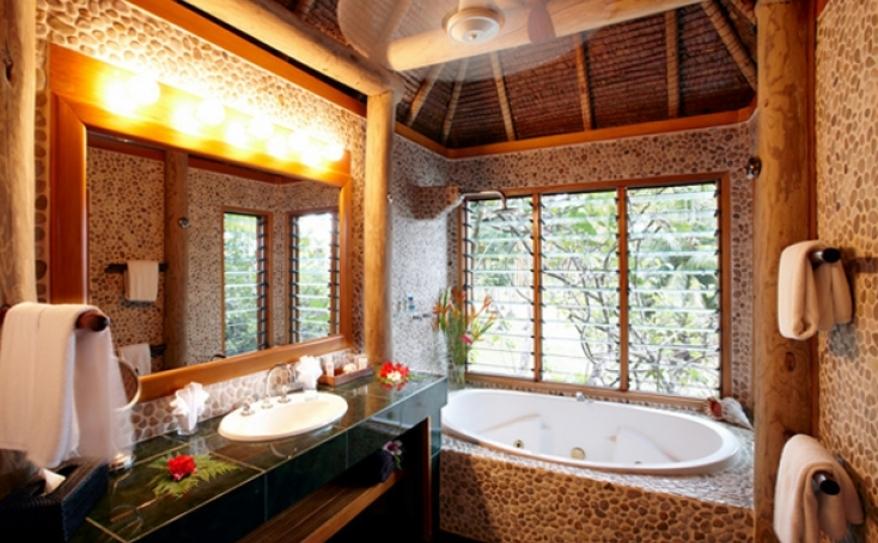 Luxurious Spa Bathroom