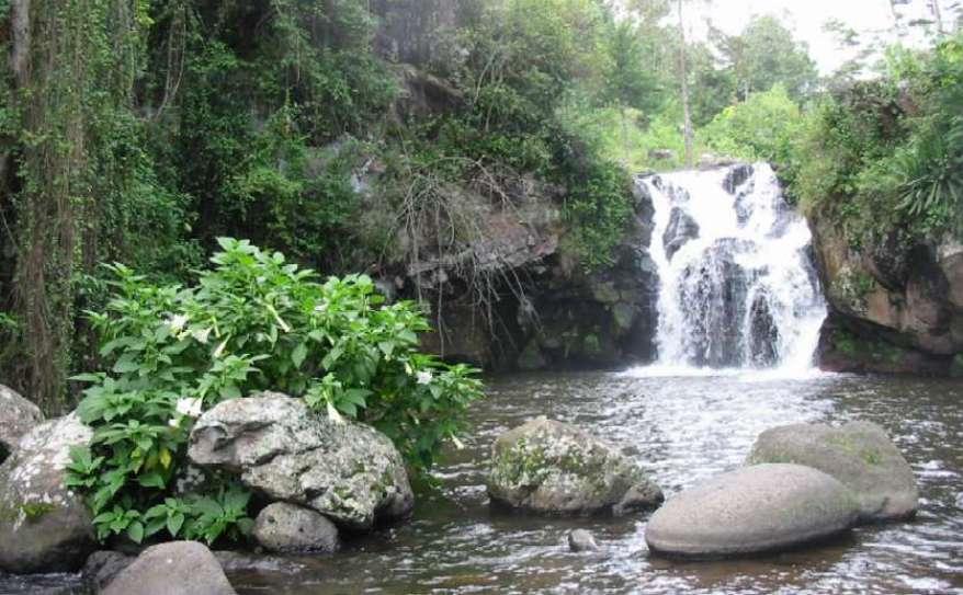Waterfall