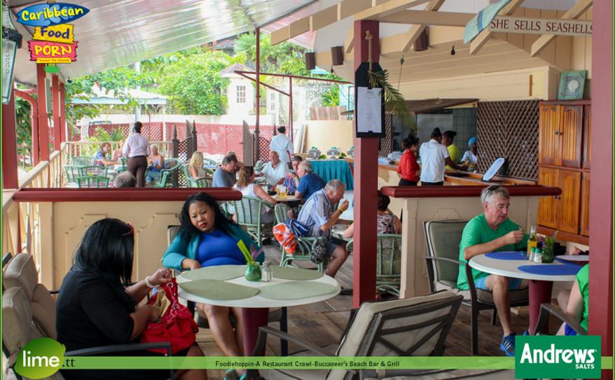 The Buccaneer's Beach Bar & Grill