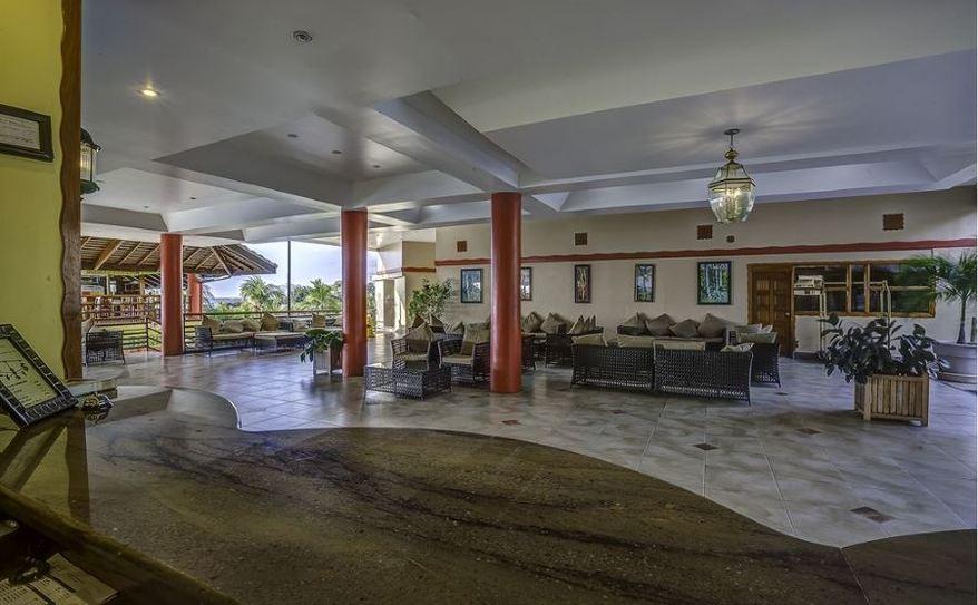 Grafton Beach Resort Lobby