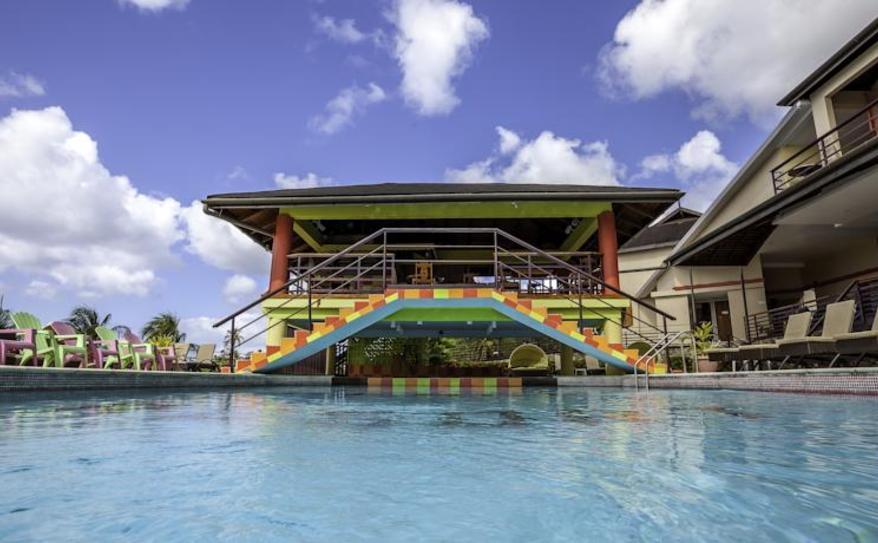 Grafton Beach Resort Neptune Restaurant View
