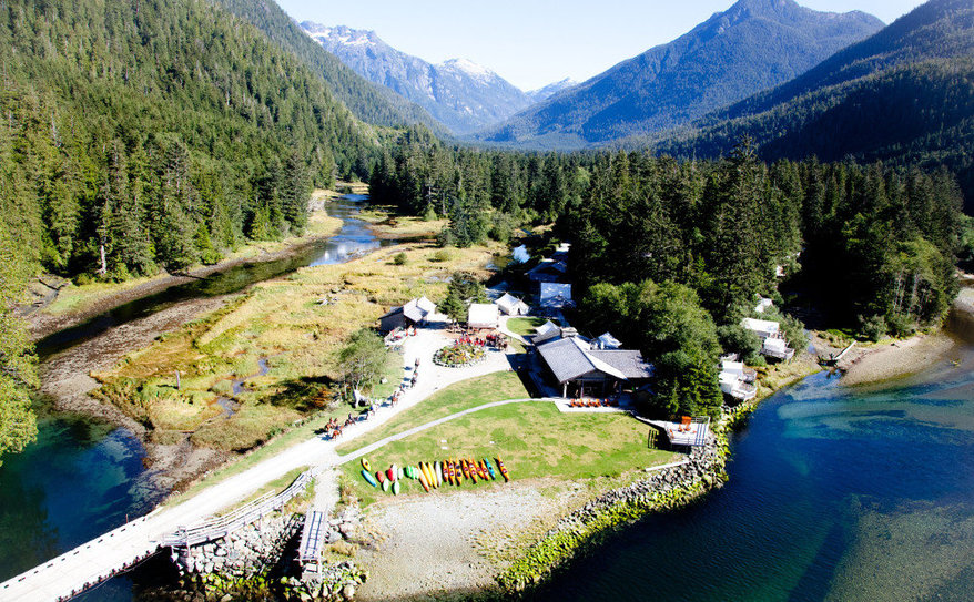 Bedwell Sound, an outdoor paradise