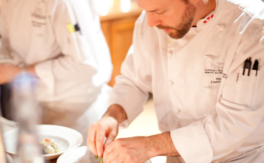 Ched Orr,Executive Chef