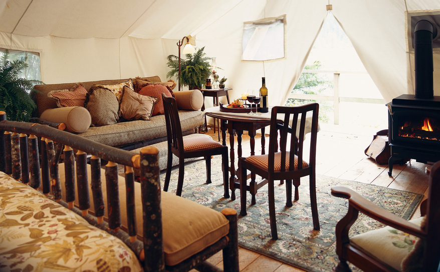 Deluxe Outpost Tents