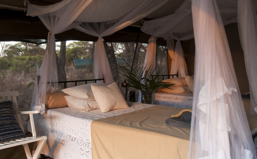 Standard Twin Tent