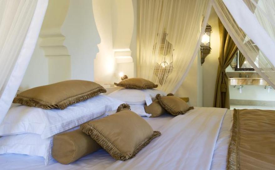 Ocean Front One Bedroom Villa