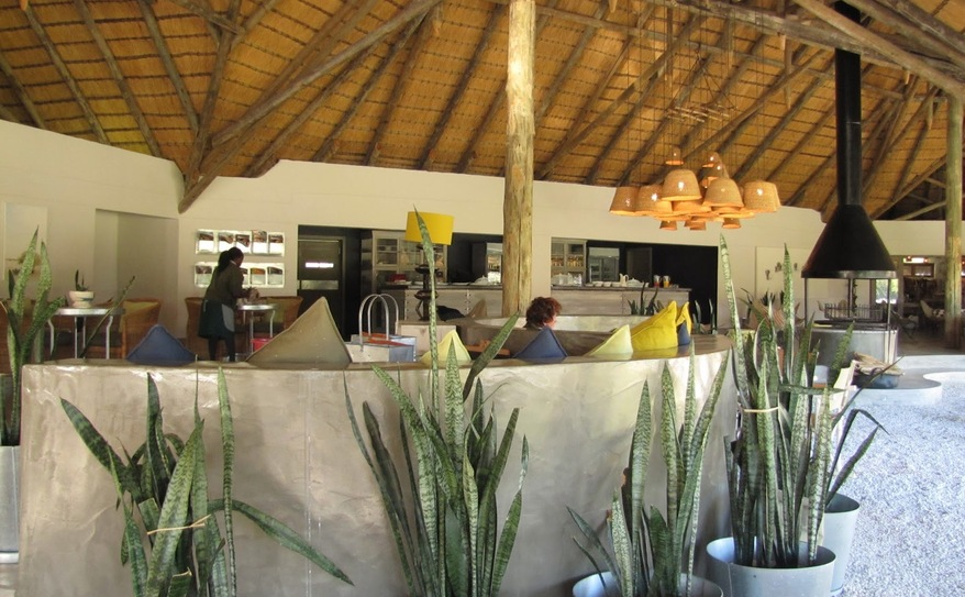 Mushara Camp - Windhoek 015