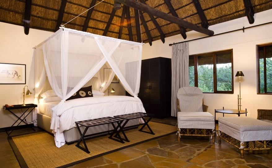 Mushara Lodge room