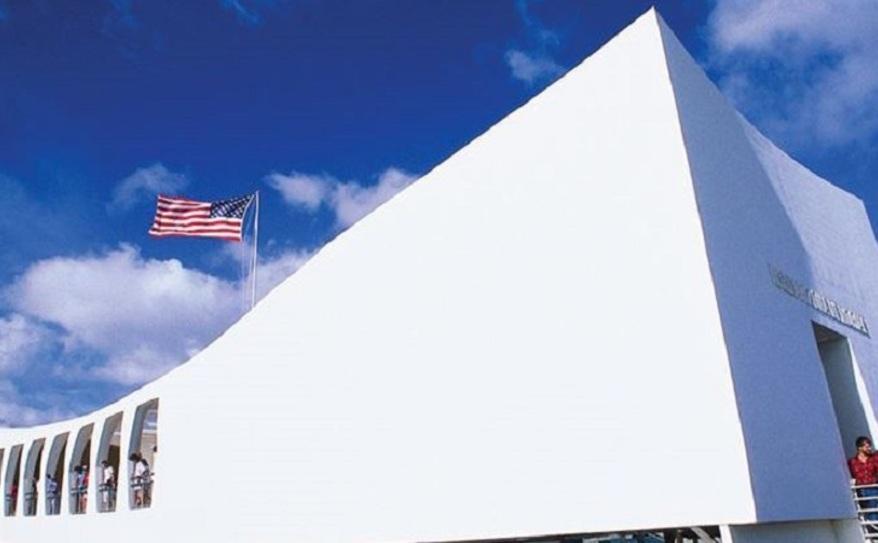 PEARL HARBOR/ USS ARIZONA MEMORIAL