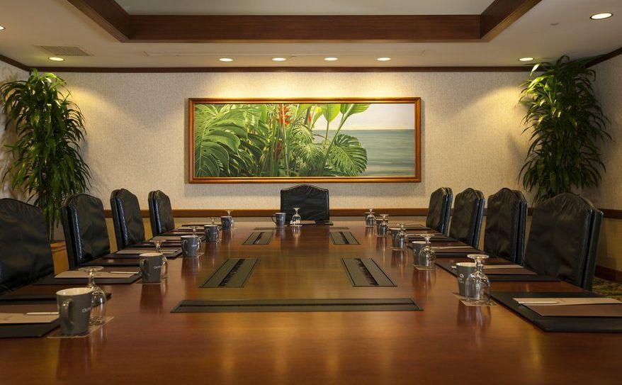 Na Koa Boardroom