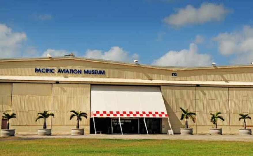 Pacific Aviation Museum at Pearl Harbor