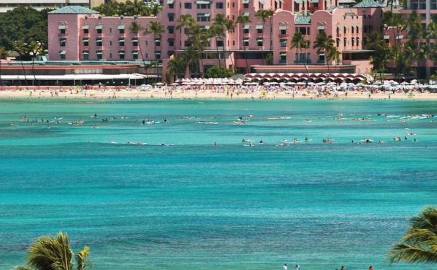Luxury Beach Experience