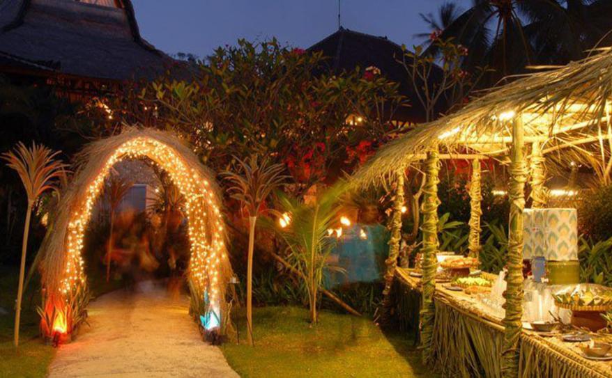 Weddings at Holiday Resort Lombok