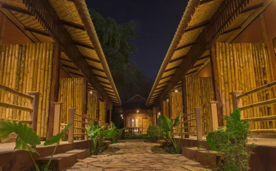 Villa Hallway